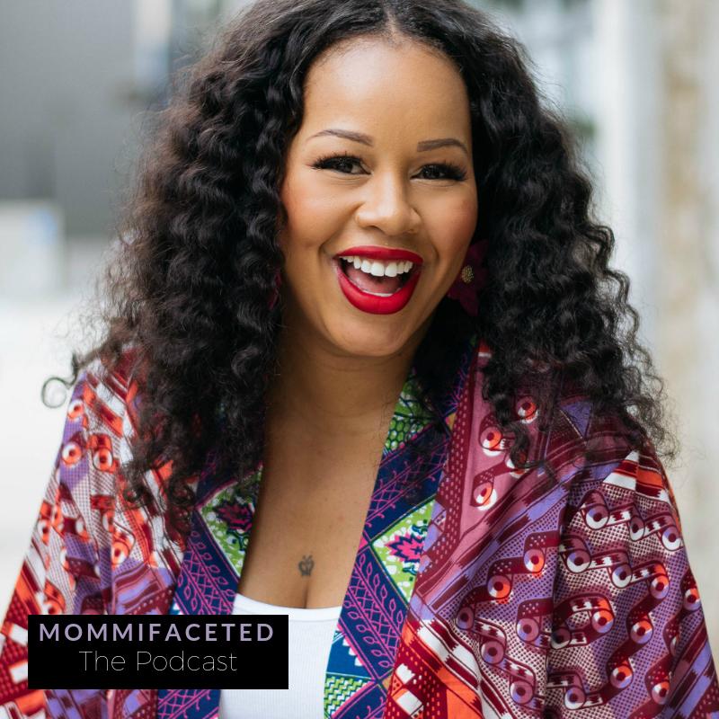 Trina Small, mom blogger