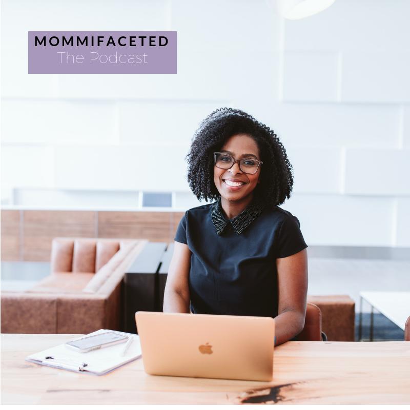 shunta grant, black mom embracing joy in motherhood