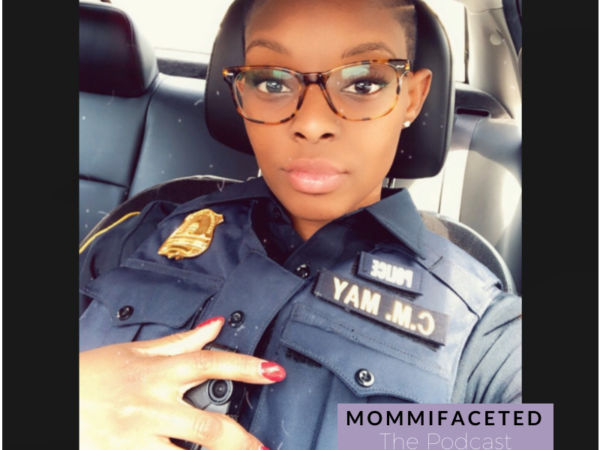 motherhood and stressful job, police officer mom