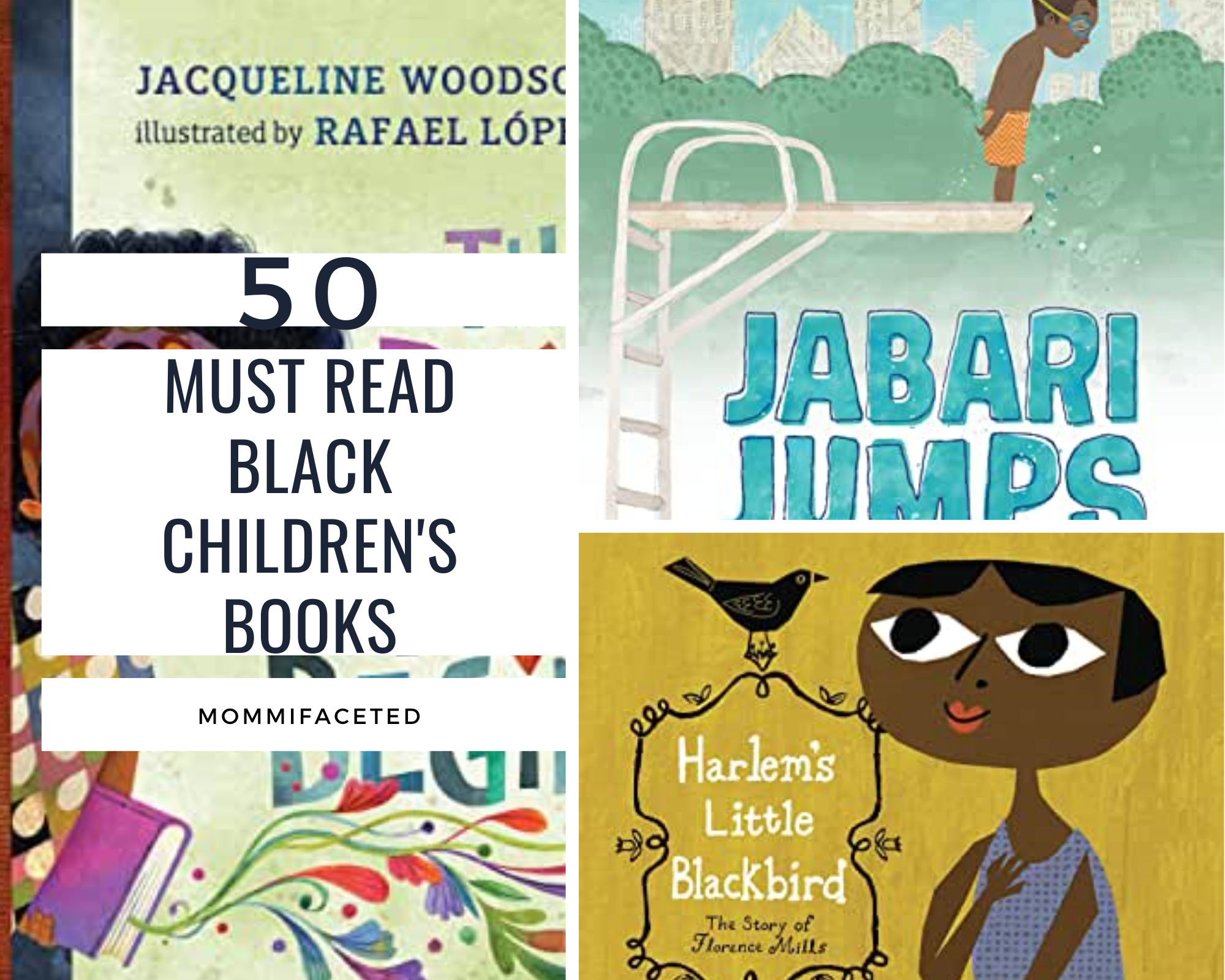 black childrens books