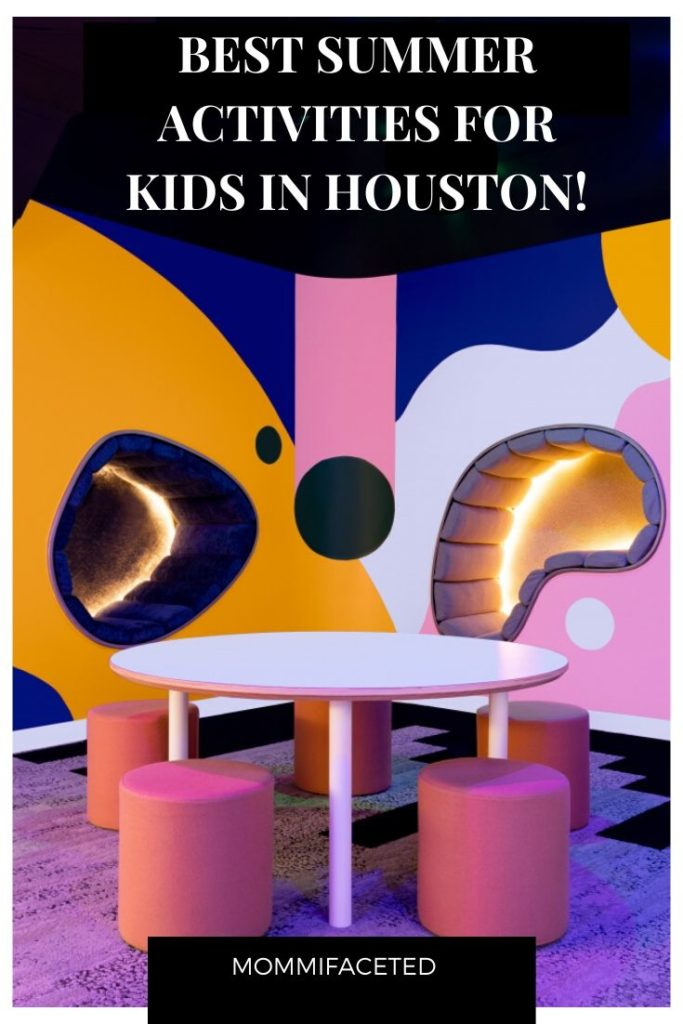 best summer activities for kids in houston